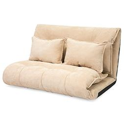 foldable floor gaming sofa bed