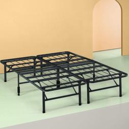 Platform Bed Frame Smart Base Mattress Foundation 14 Inch Bo