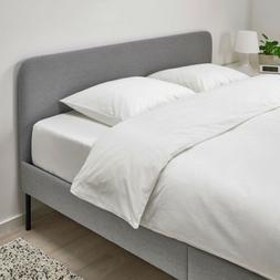 Full size bed frame IKEA Slattum