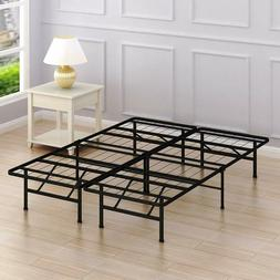 Simple Houseware Full Size Mattress Foundation Platform Bed