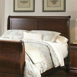 Liberty Furniture Carriage Court Queen Sleigh Headboard in M