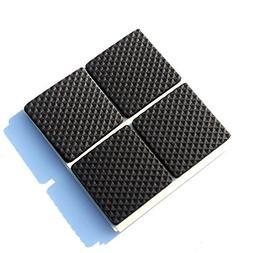 Premium Furniture Pads,Thick Non-Slip Rubber  Pad Foot Cover