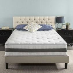 gel infused memory foam hybrid mattress