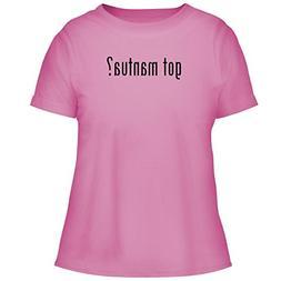 BH Cool Designs got Mantua? - Cute Women's Graphic Tee, Pink