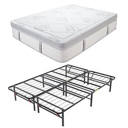 Classic Brands Gramercy Euro-Top Cool Gel Memory Foam and In