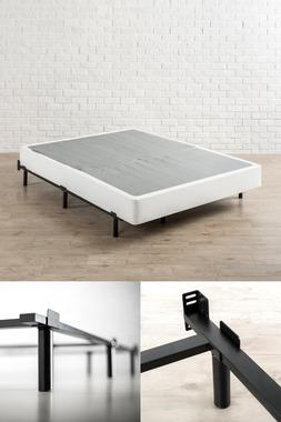 Heavy Duty Bed Frame Metal Base Adjustable Full Queen King S