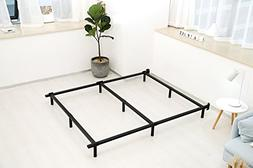 Noah Megatron Heavy Duty Metal Bed Frame for Full Size Box S