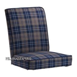 "Ikea Henriksdal - Slipcover Chair Cover 21 "" Rutna Multicolo"
