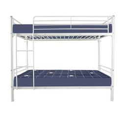 high quality twin over twin metal bunk