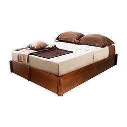 iFrame PLUS 10 inch Deluxe Modern Platform Bed Frame | Solid