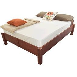 iFrame PLUS with legs 18 inch Deluxe Modern Platform Bed Fra