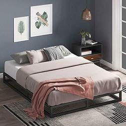 Zinus Modern Studio 6 Inch Platforma Low Profile Bed Frame /