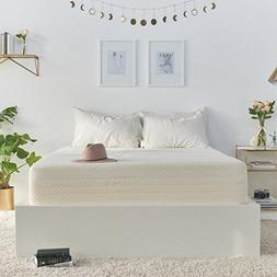 Brentwood Home Cypress Mattress, Bamboo Derived Rayon Cover,