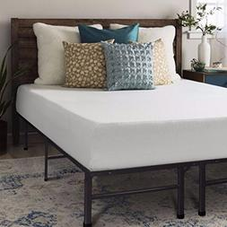 Crown Comfort King size Memory Foam Mattress 10 inch with Be