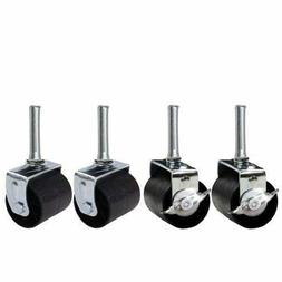 king s brand heavy duty caster wheels