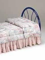 Acme Furniture 02054BU Silhouette Headboard/Footboard Only,