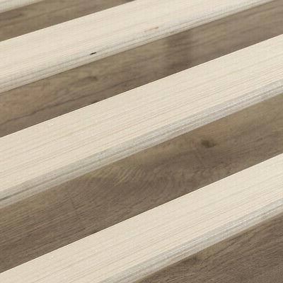 10 in. Platform Frame Steel, Foundation with Full