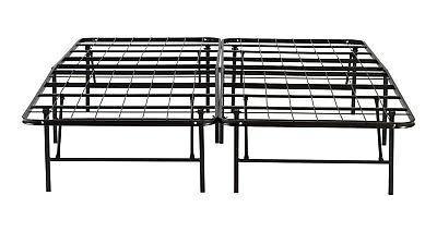 "14"" Inch Heavy Duty Steel Base Mattress Foundation Platform"