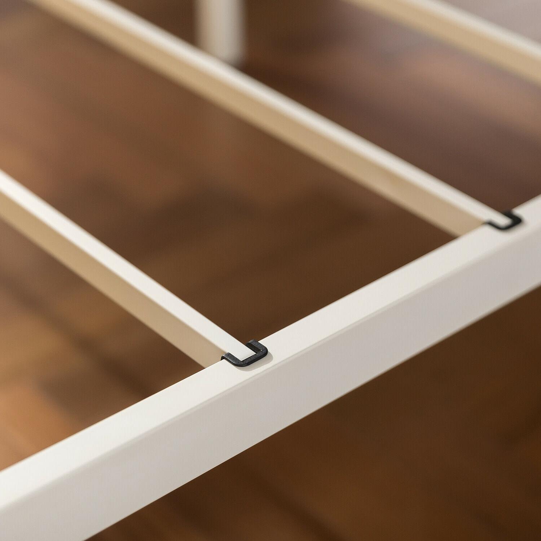 "Zinus 12"" Platform Frame Headboard and"