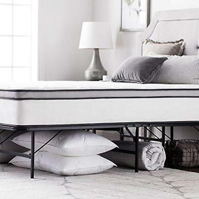 14 Bed Inch Folding Platform Extra Storage Base Mattress Types