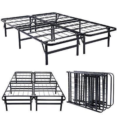 14 height base platform metal bed frame