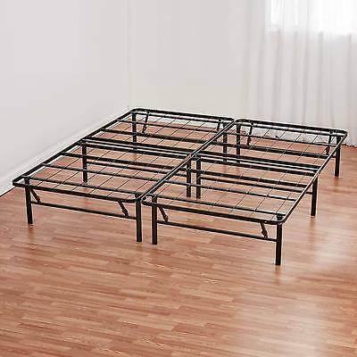 14 high profile foldable steel bed frame