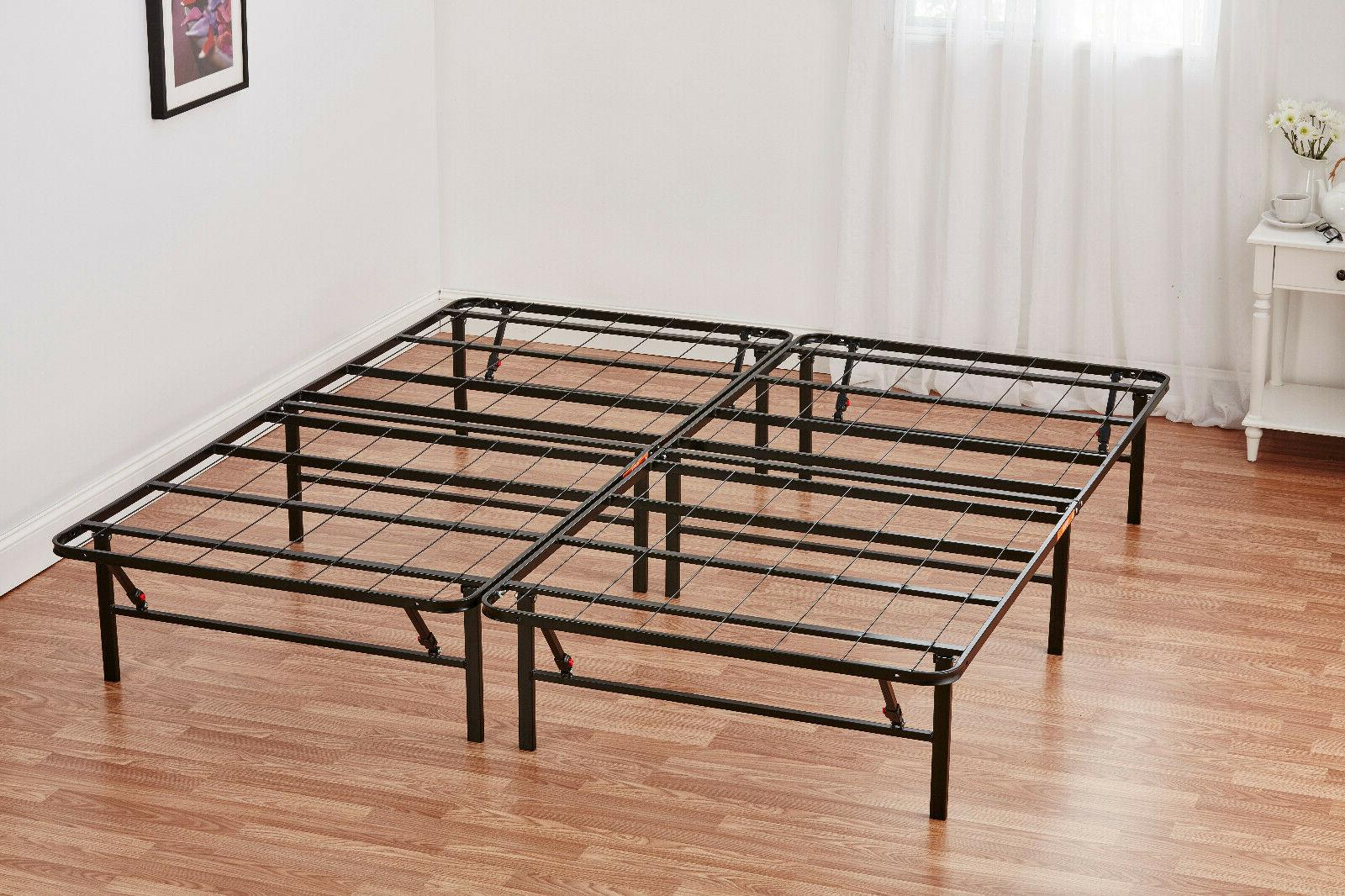 14 high profile foldable steel guest bed