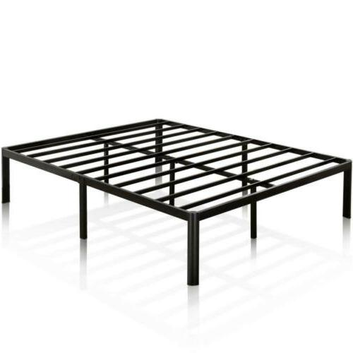 Zinus Metal Platform Bed Frame with Steel Slat / Queen