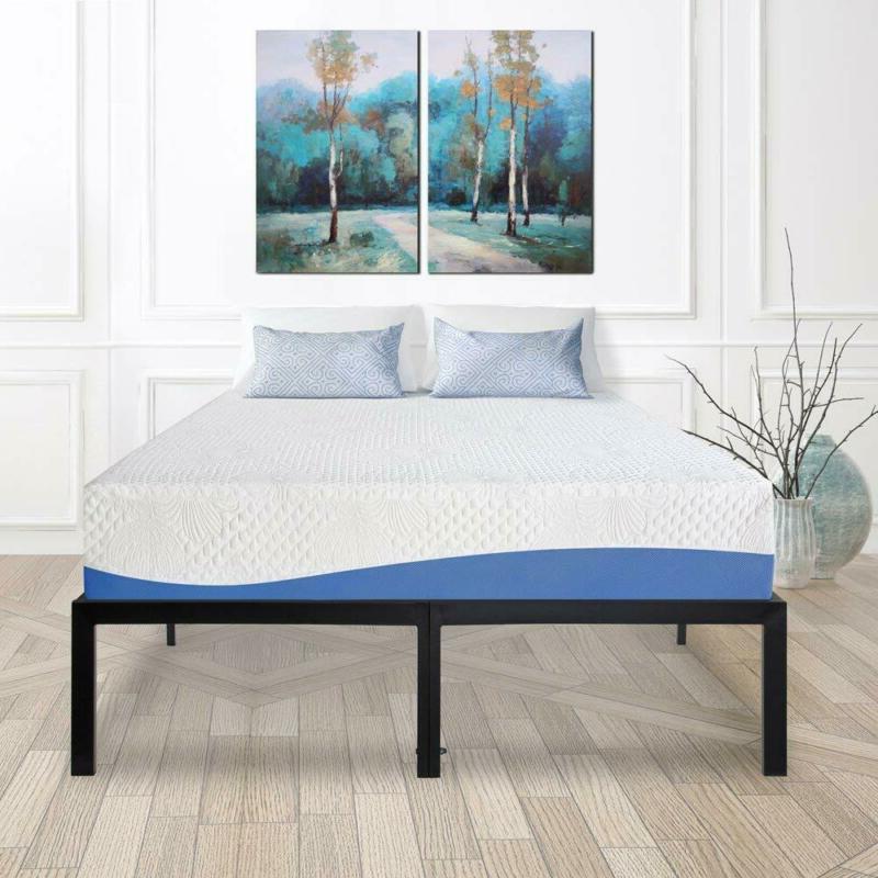 Olee Sleep Inch Heavy Duty Slat / Support Bed Frame
