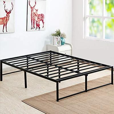 VECELO 14 Inch Platform Bed Frame/Mattress Foundation/No Box