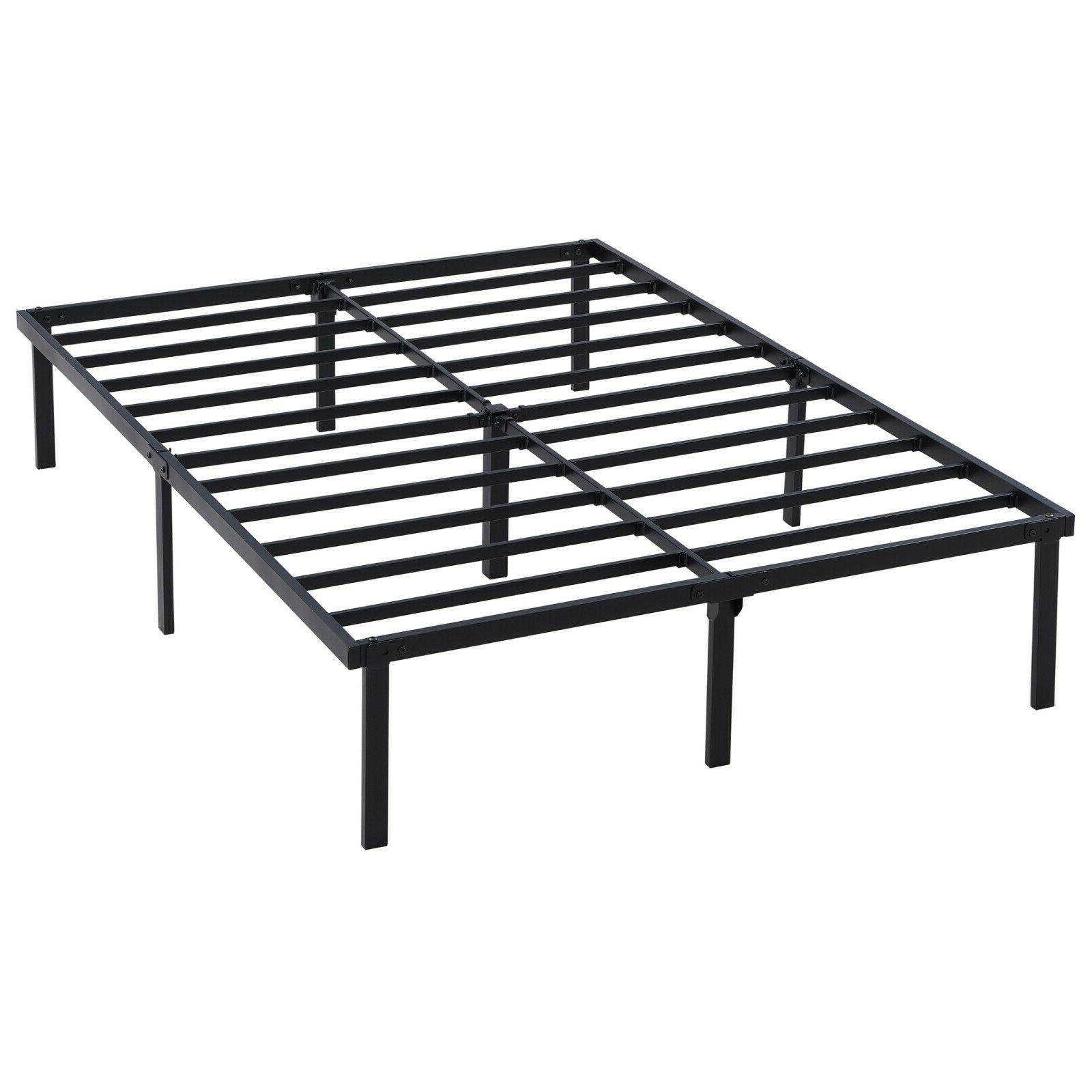 14 inch slat bed frame multiple size