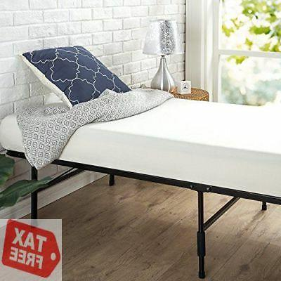 "Zinus 14"" SmartBase Deluxe Mattress Foundation Platform Bed"