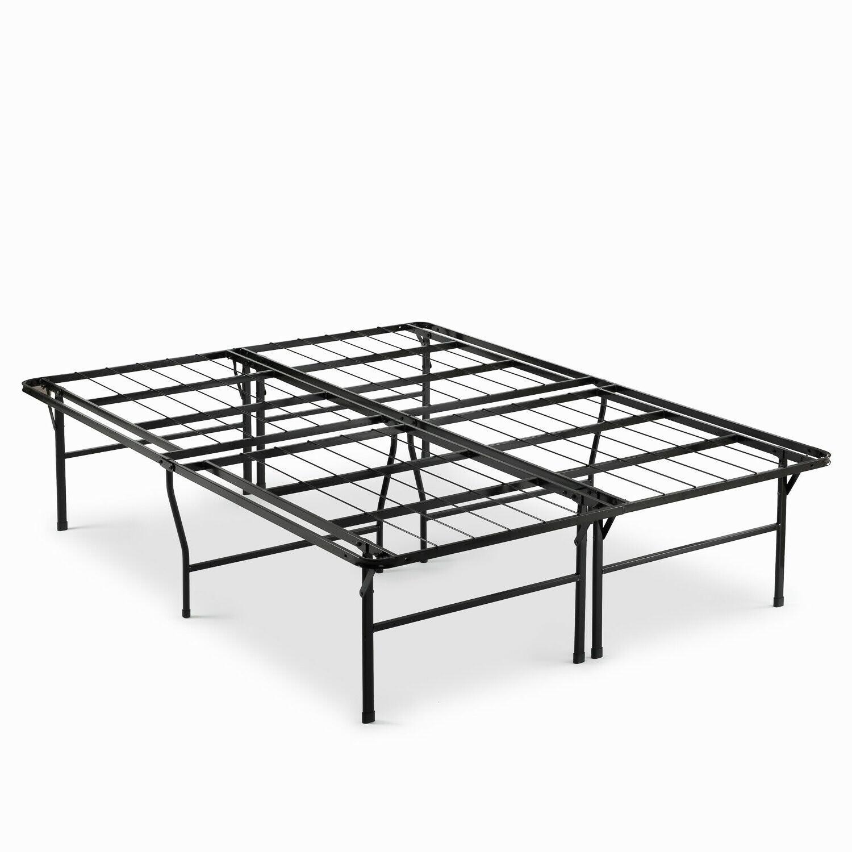 18 Inch Platform Bed Frame Premium SmartBase Mattress Founda