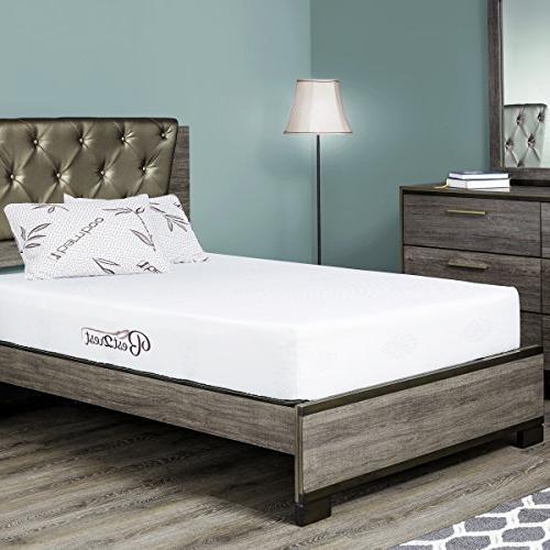 2 king memory foam mattress