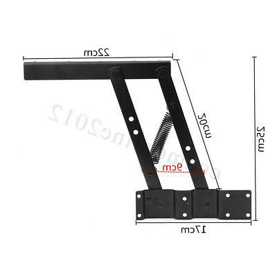 2X Lift Up Angle Coffee Frame Furniture Mechanism