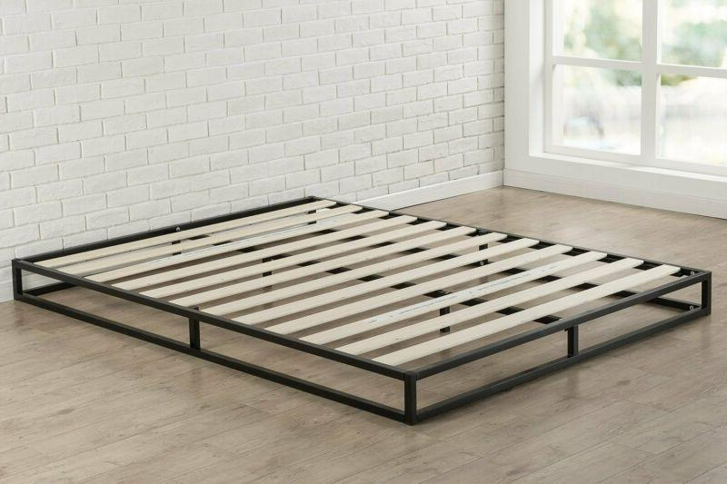 6 Inches Low Bed Frame Heavy