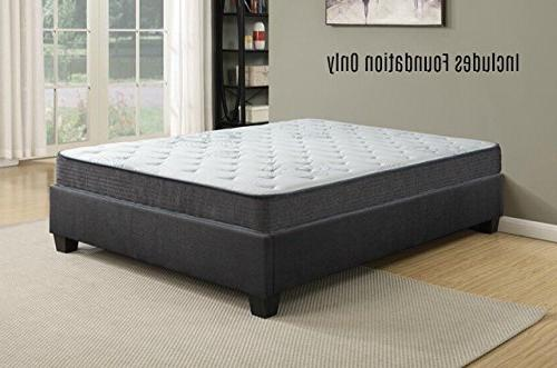 Box Spring And Bed Frame King Size