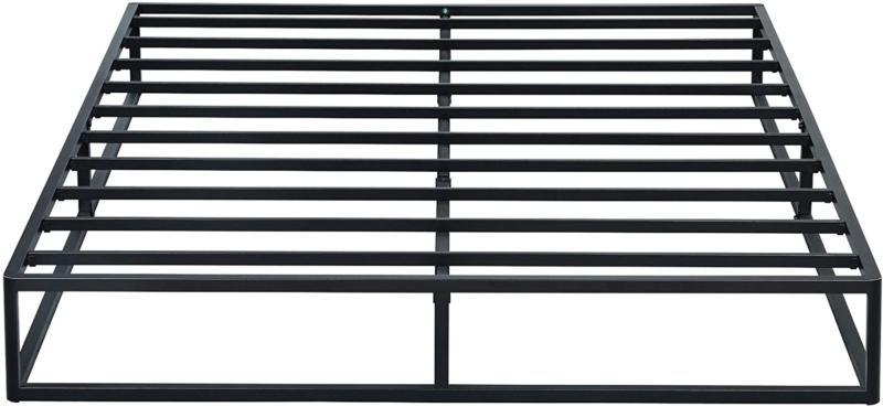 Olee Sleep Inch Modern Frame / Slats / Mattress Found