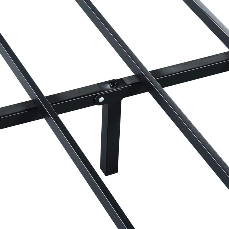 Olee Sleep Inch Modern Platform Frame Slats / Mattress