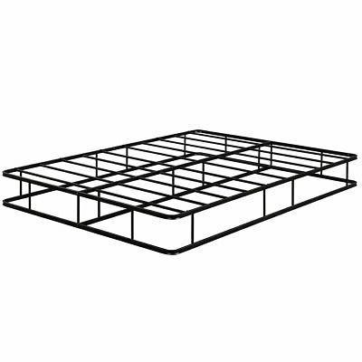 Queen Size 9 Low Frame Premium Steel Foundation