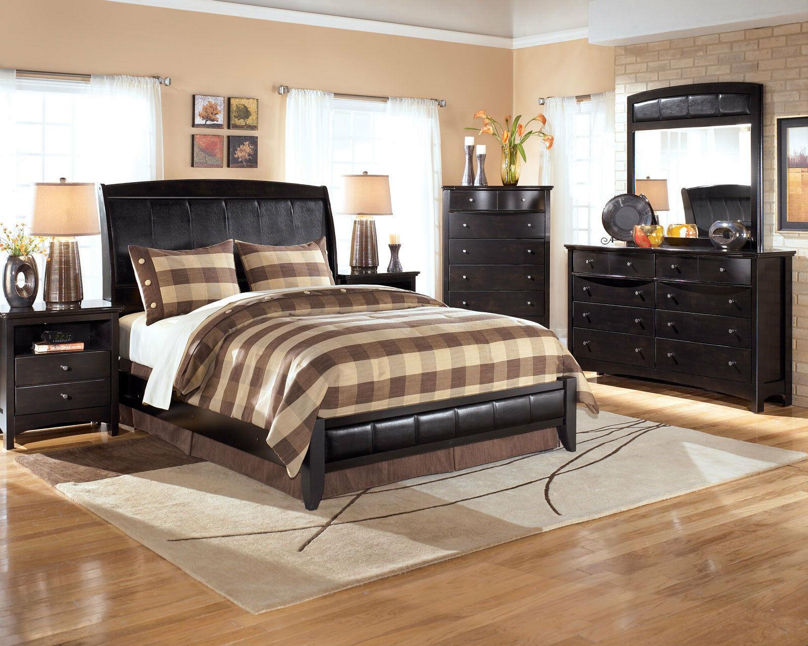 Ashley Furniture B208 Harmony - Modern Queen or King Panel B