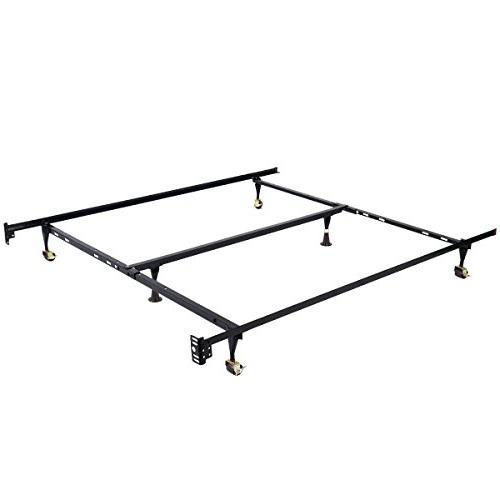 Giantex Bed Frame Adjustable Queen