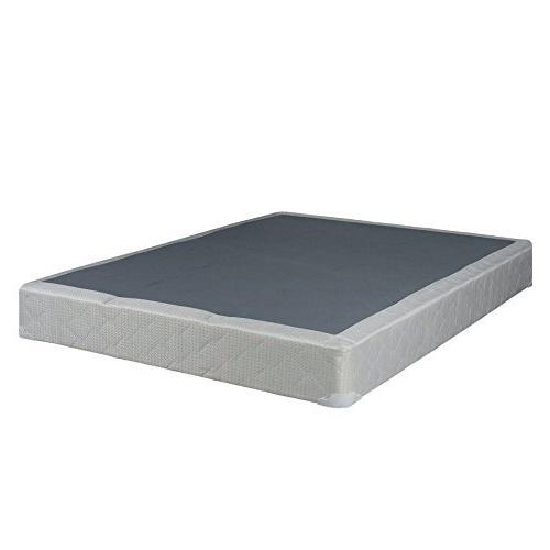 Assembled Gentle Firm Orthopedic Back Support Box Spring Bed