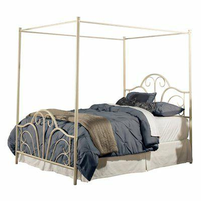 Dover Bed Set - Queen - w/Canopy and Legs - Bed Frame Not In