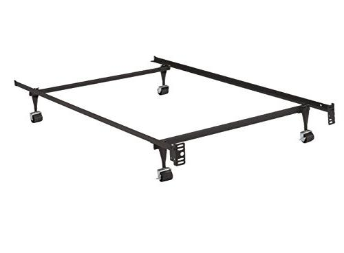 Kings Brand Furniture - Heavy Duty Metal Twin Size Bed Frame