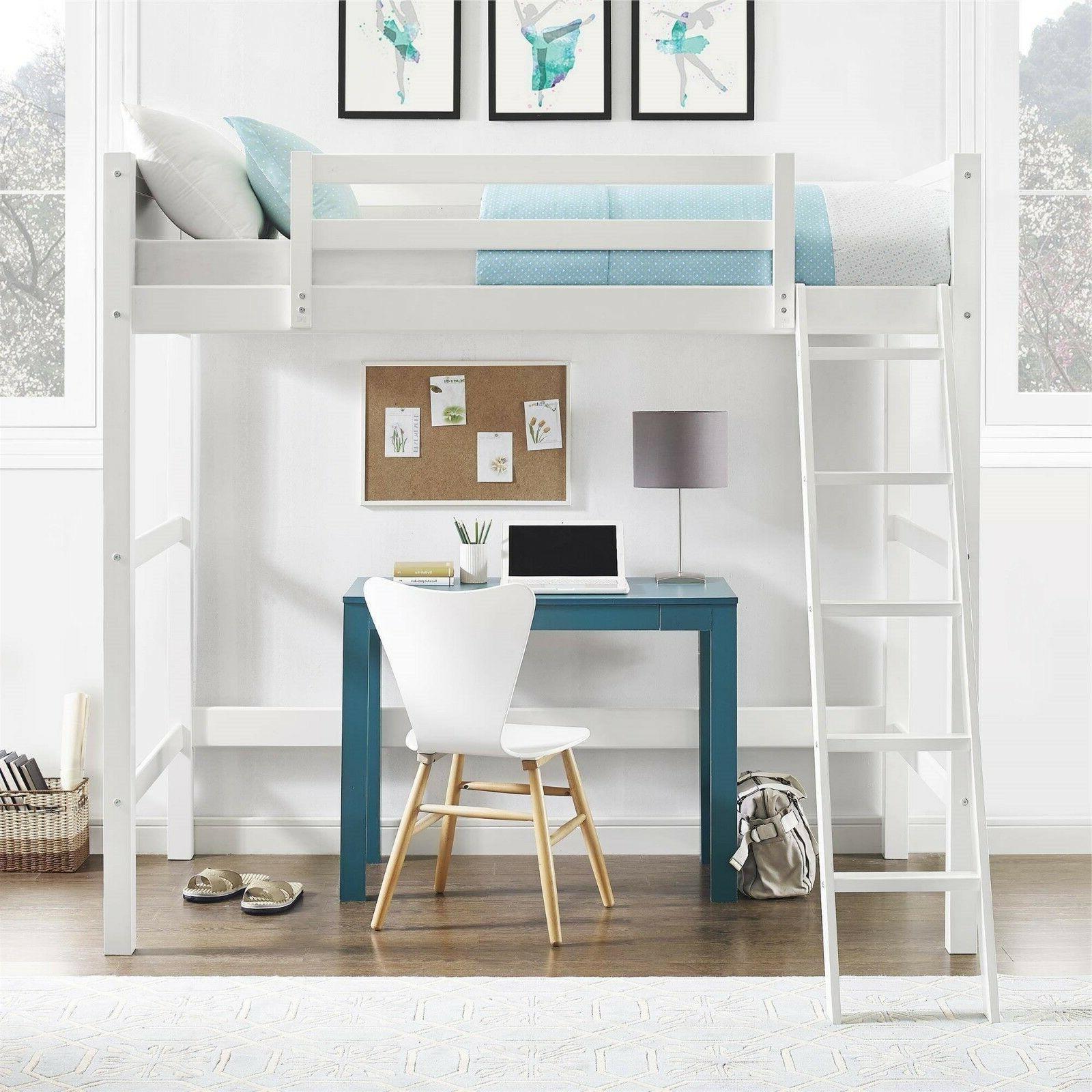 Loft Kids Twin Wood Beds