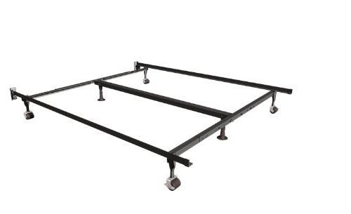 Mantua Heavy-Duty Insta-Lock Universal Adjustable Bed Frame