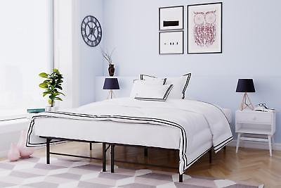 Metal Platform Frame Folding Mattress KING SIZE