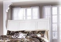 Signature Design by Ashley - Prentice Queen Sleigh Headboard