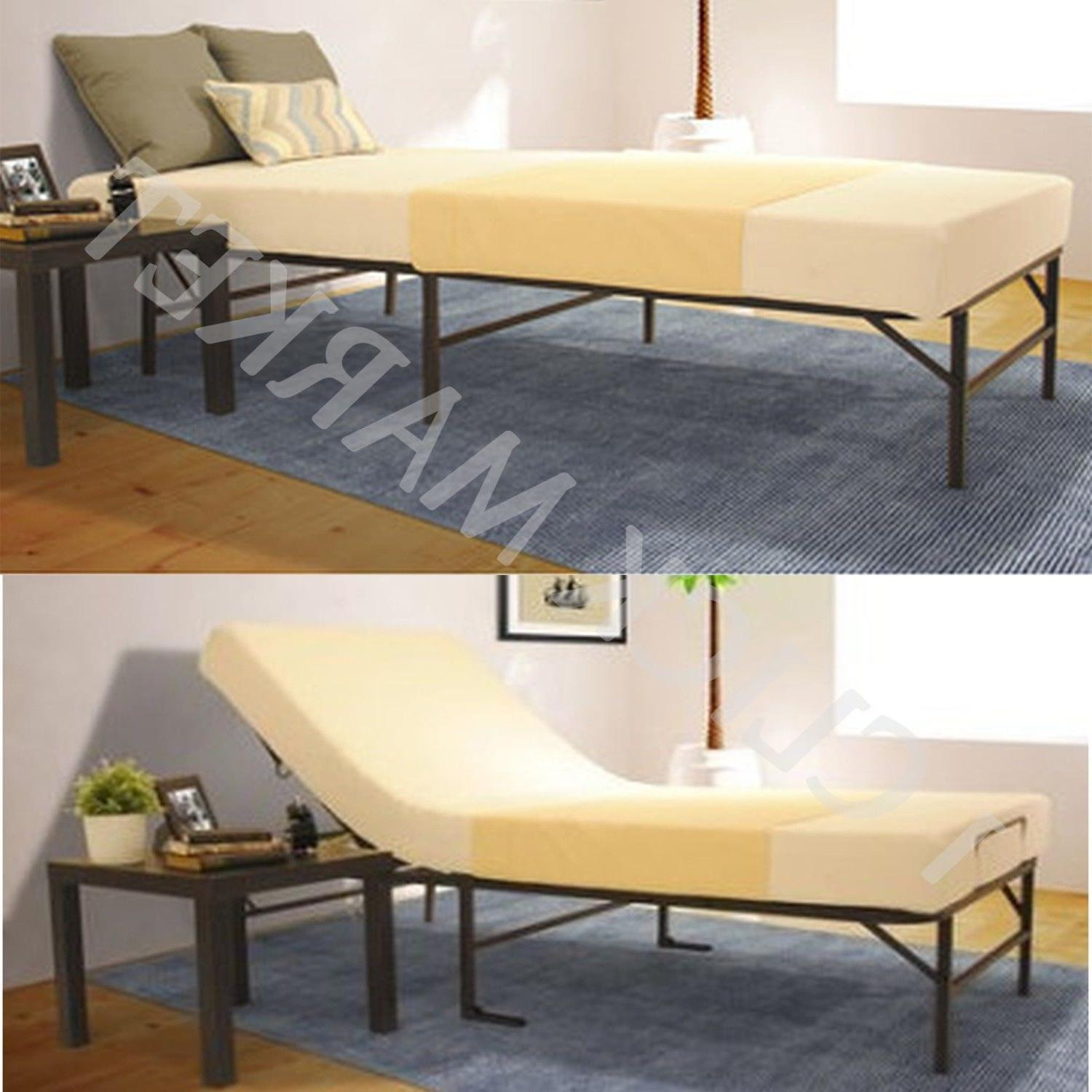 TWIN Foot Bed Lift Base